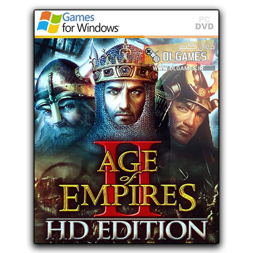 Age-of-Empires-II-HD-dlgames-ir