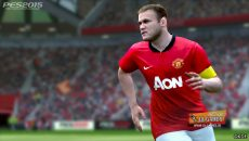 PES 2015 Screenshot