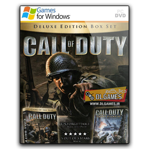 Call-of-Duty-1-dlgames-ir