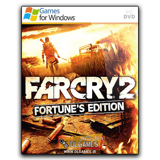 Far-Cry-2-Fortunes-dlgames-ir
