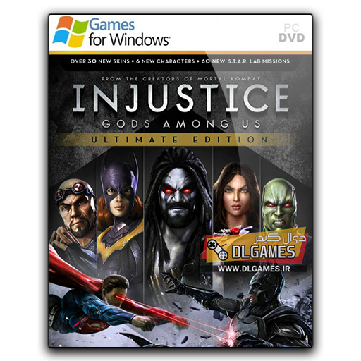 Injustice-Gods-Among-Us-dlgames-ir