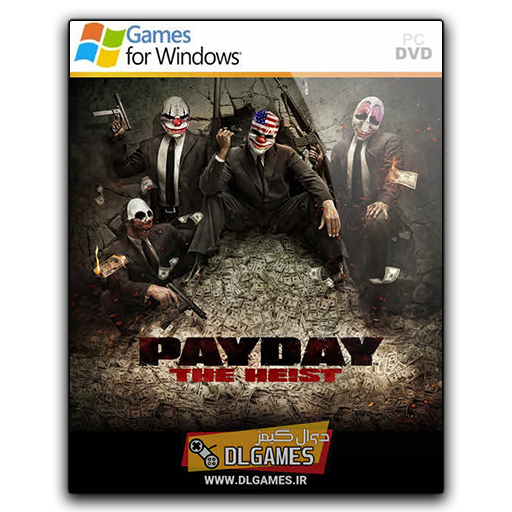 Payday-1-The-Heist-dlgames-ir