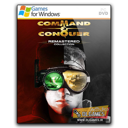Command-Conquer-Remastered-Collection-dlgames-ir